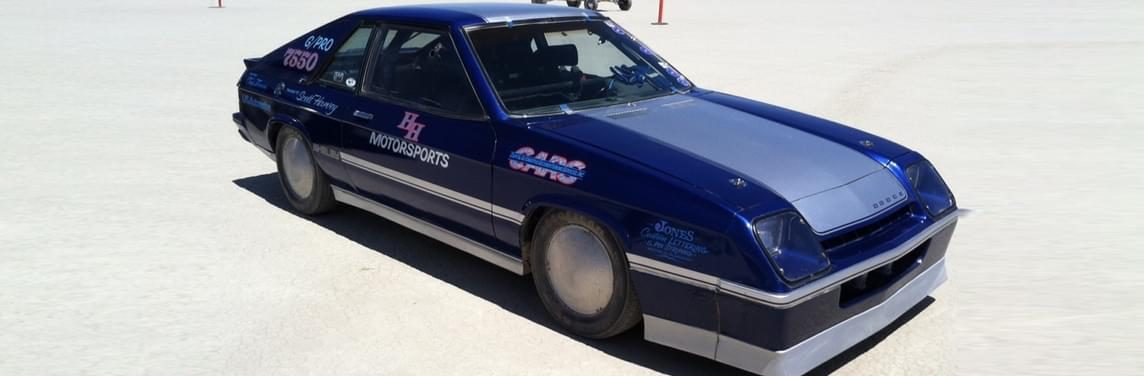 H & H Motorsports 1985 Dodge Shelby Charger
